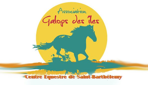 Centre Equestre Galops des Iles logoorangepapierentetecopie